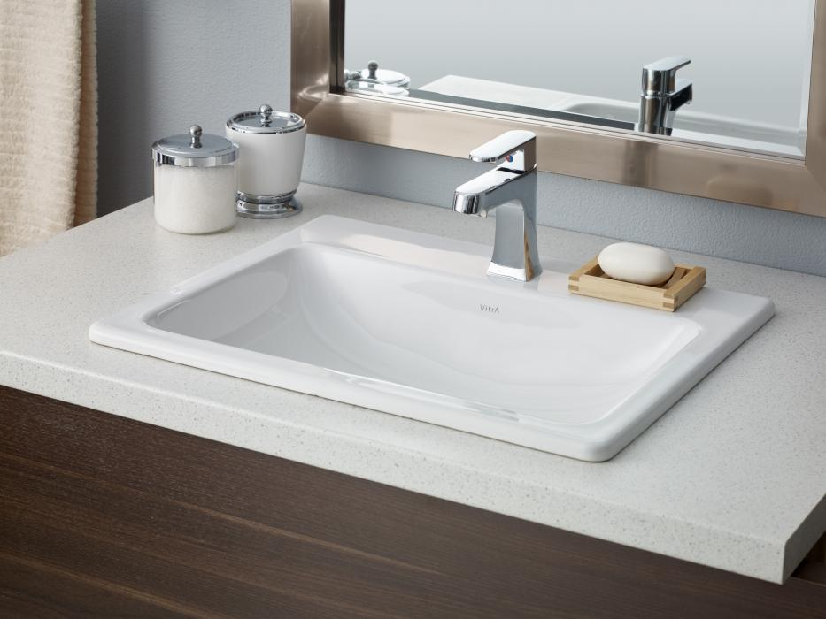 bathroom drop in sink manhattan drop in sink cheviot products 15801