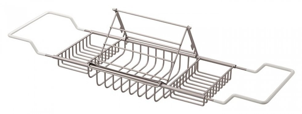 Bathtub Caddy with Reading Rack - Cheviot Products