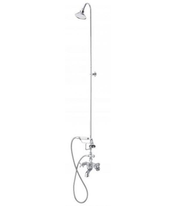 Tub & Shower Combination with Hand Shower - Cheviot Products