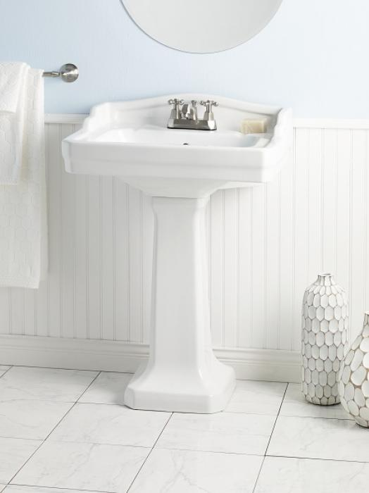 ESSEX Pedestal Sink