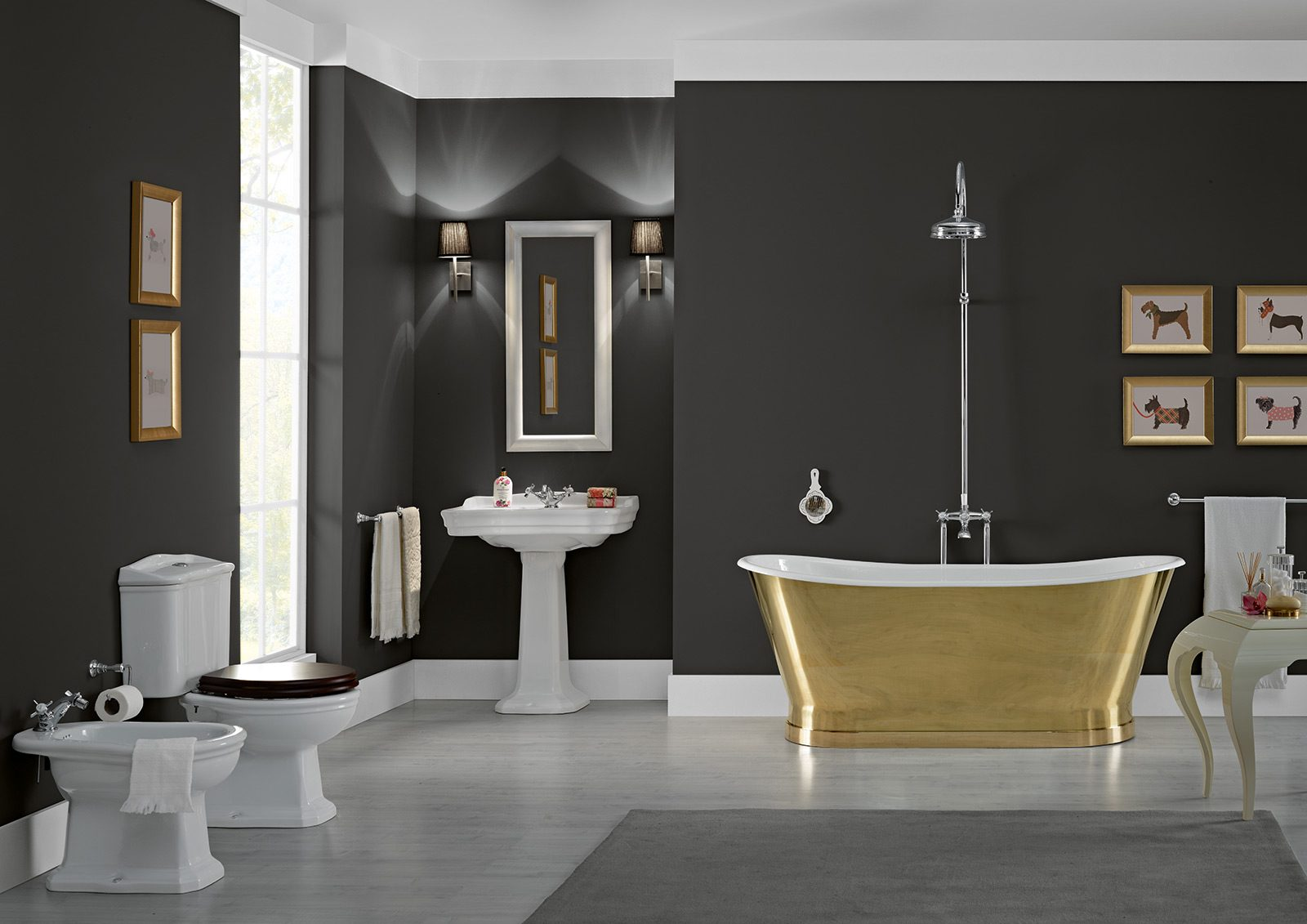 MASTER COLLECTION Bathtubs - Cheviot Products