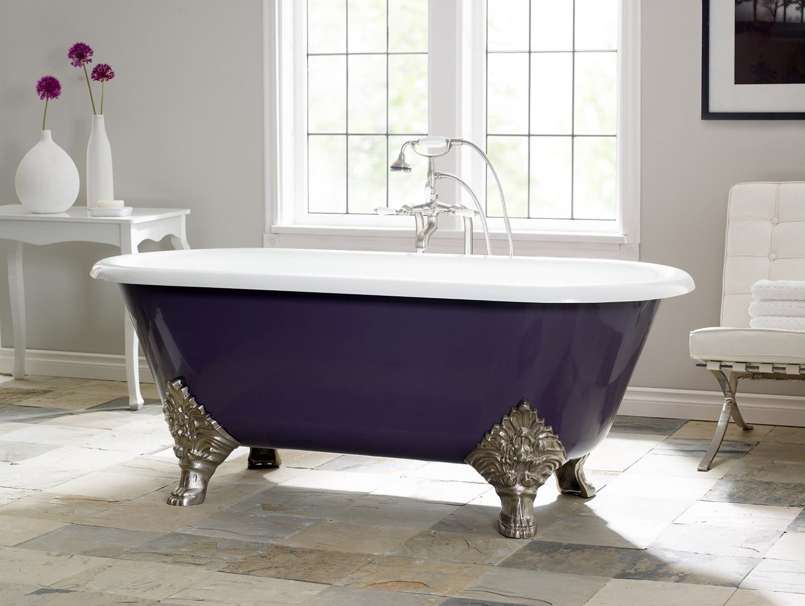 Carlton Cast Iron Bath - Cheviot Products