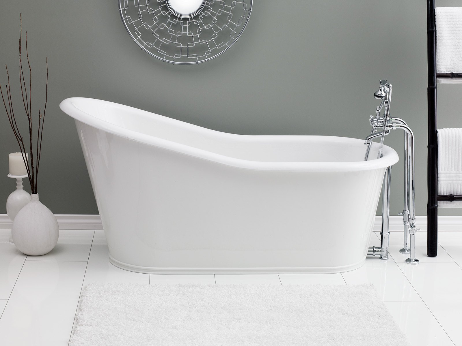 DAKOTA Cast Iron Bathtub Back to products