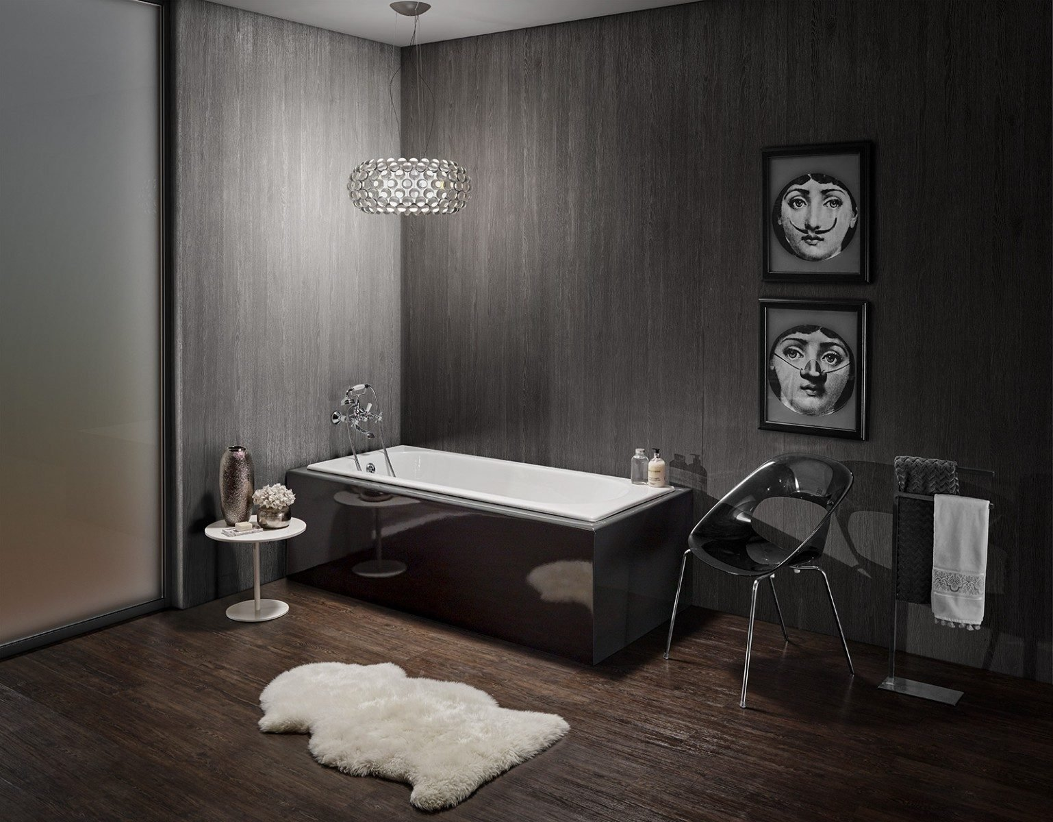 DROP-IN Cast Iron Bath - Cheviot Products
