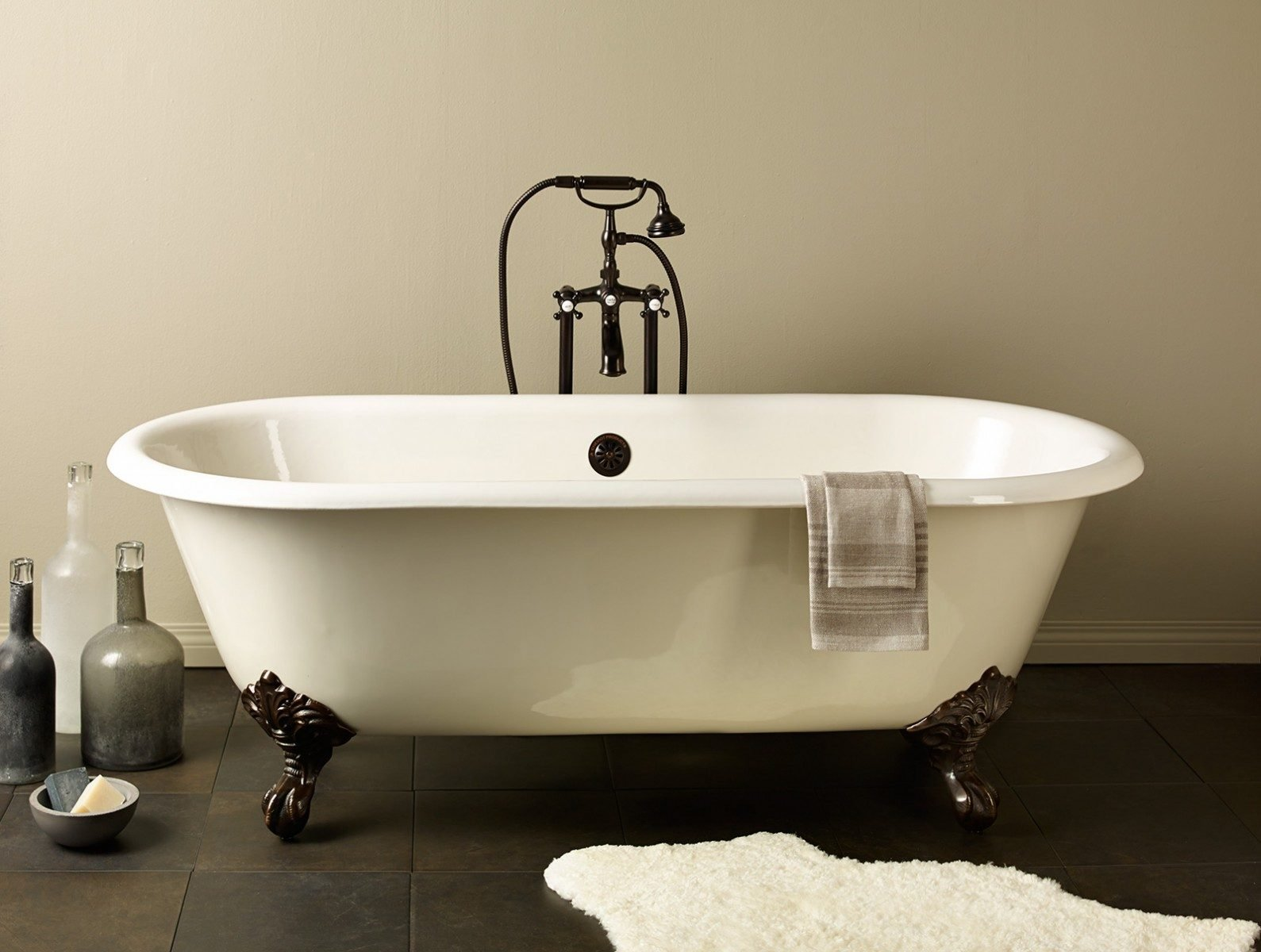 BALMORAL Cast Iron Bath - Cheviot Products