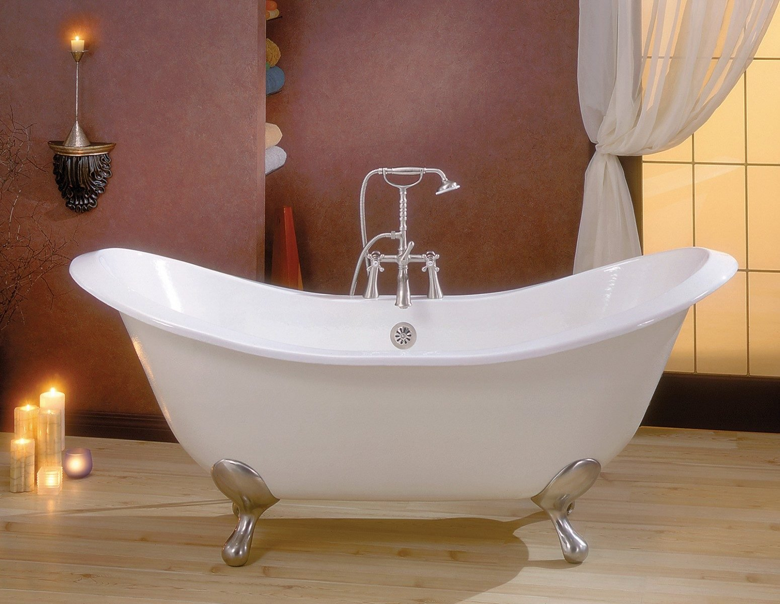REGENCY Cast Iron Footed Bath - Cheviot Products
