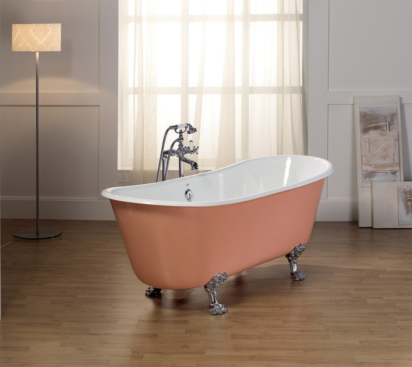 WINCHESTER Cast Iron Clawfoot Tub - Cheviot Products