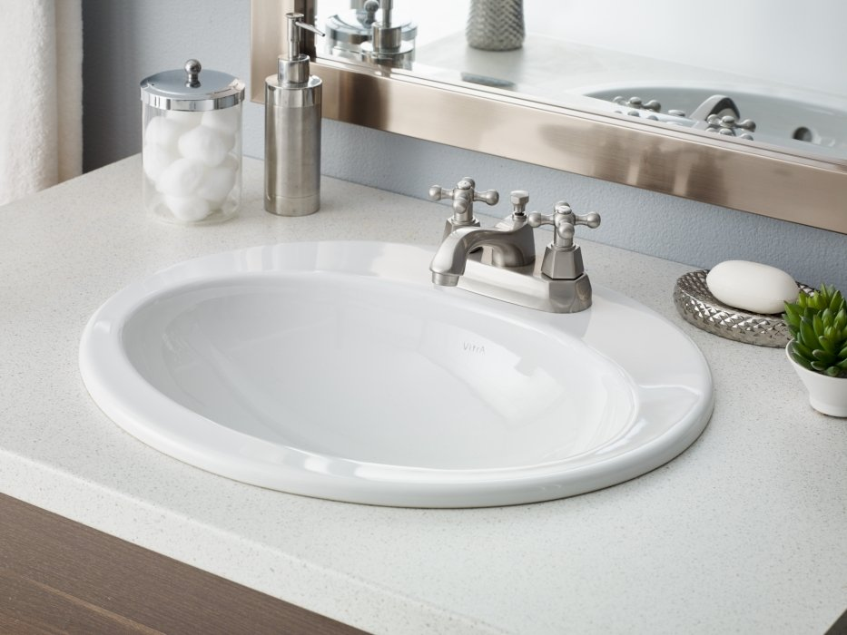 cheviot bathroom sinks drop in sink cheviot products 12312
