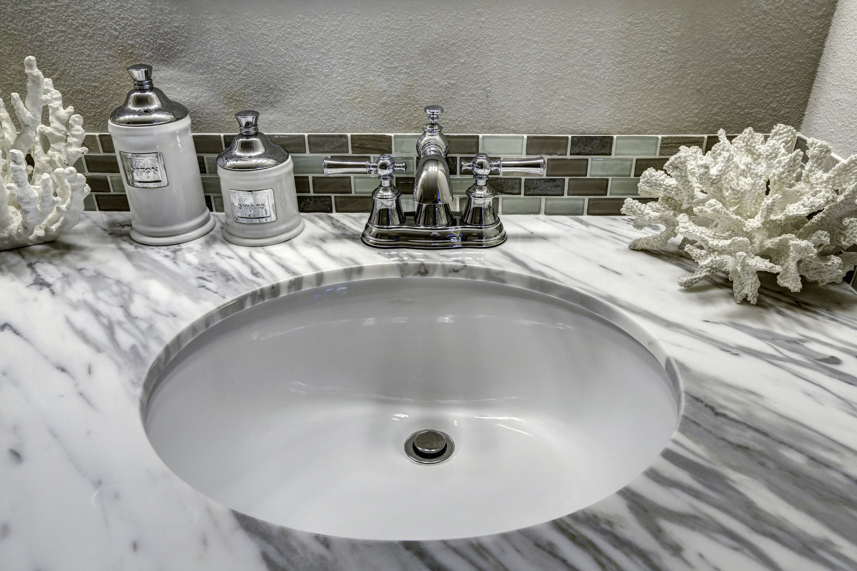 Tasteful, Simple Updates for an Outdated Bathroom - Cheviot Products