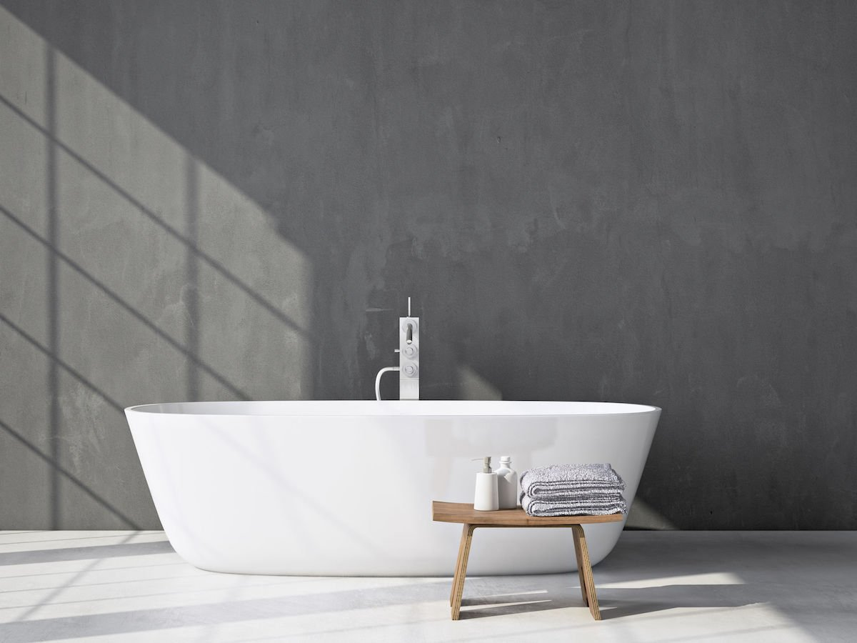 Stains, Rust and Scratches: How to Clean a Cast Iron Tub - Cheviot