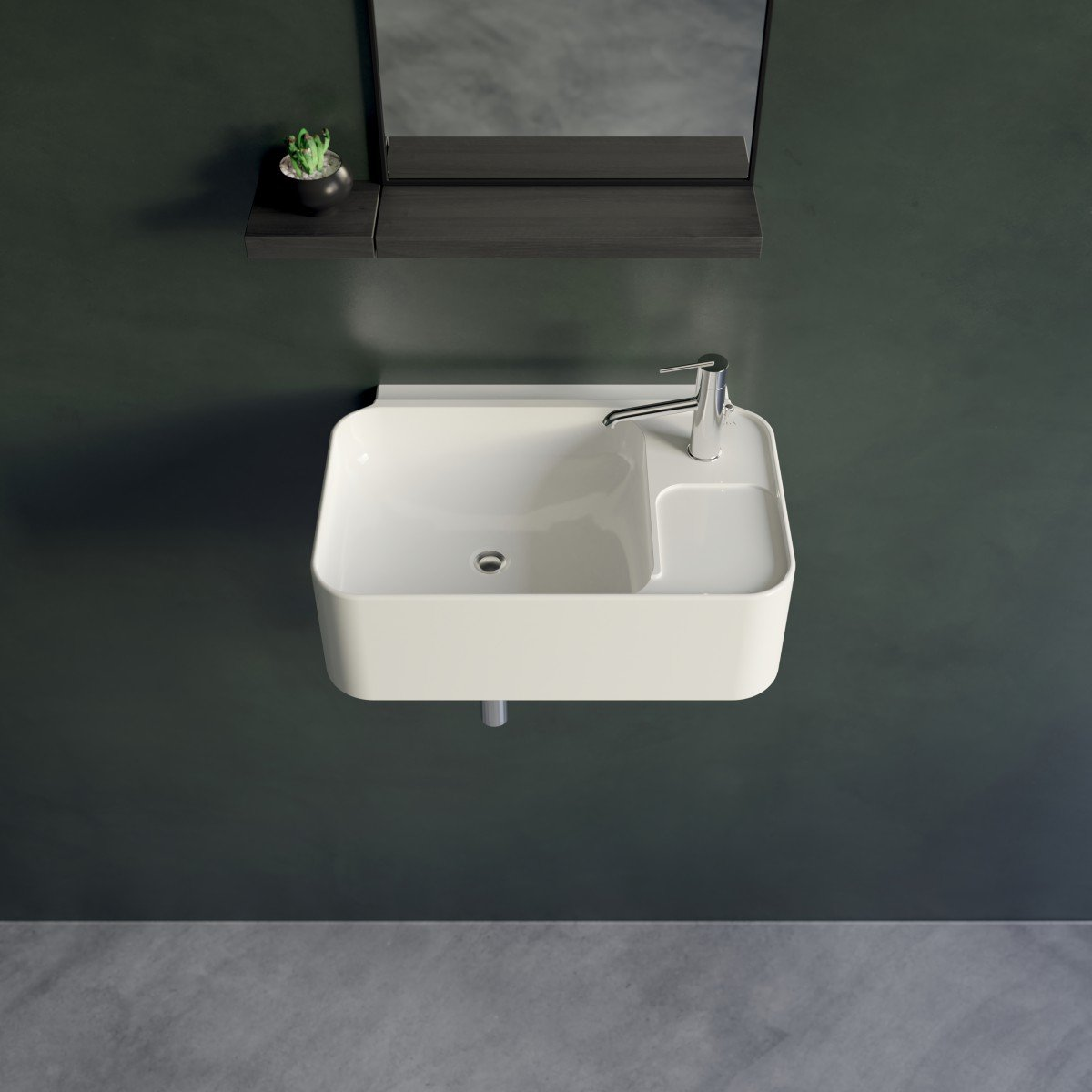 Cruise Wall Mount Sink Cheviot Products